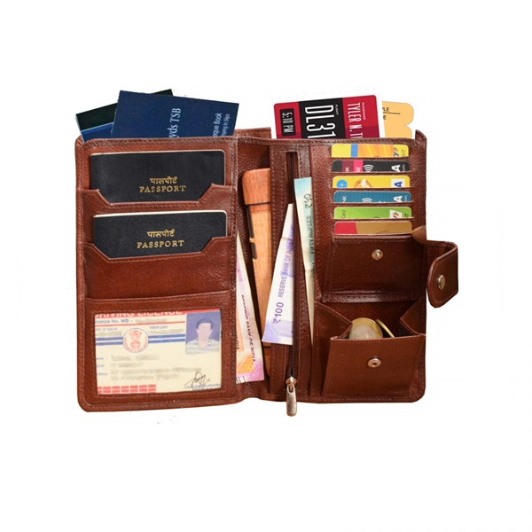 leather passport cover manufacturer in delhi